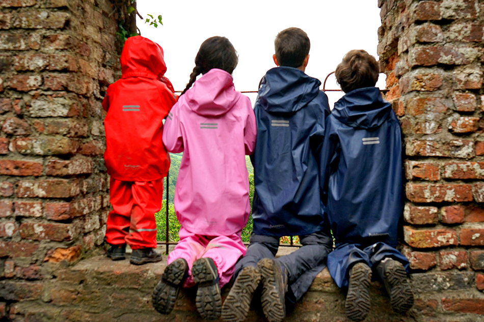 Cool Eco-Friendly Rain Gear That Works!