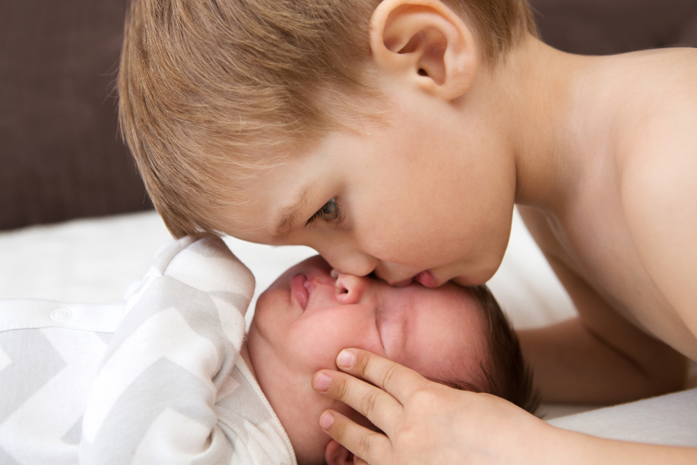 How will my Child React to a New Sibling?