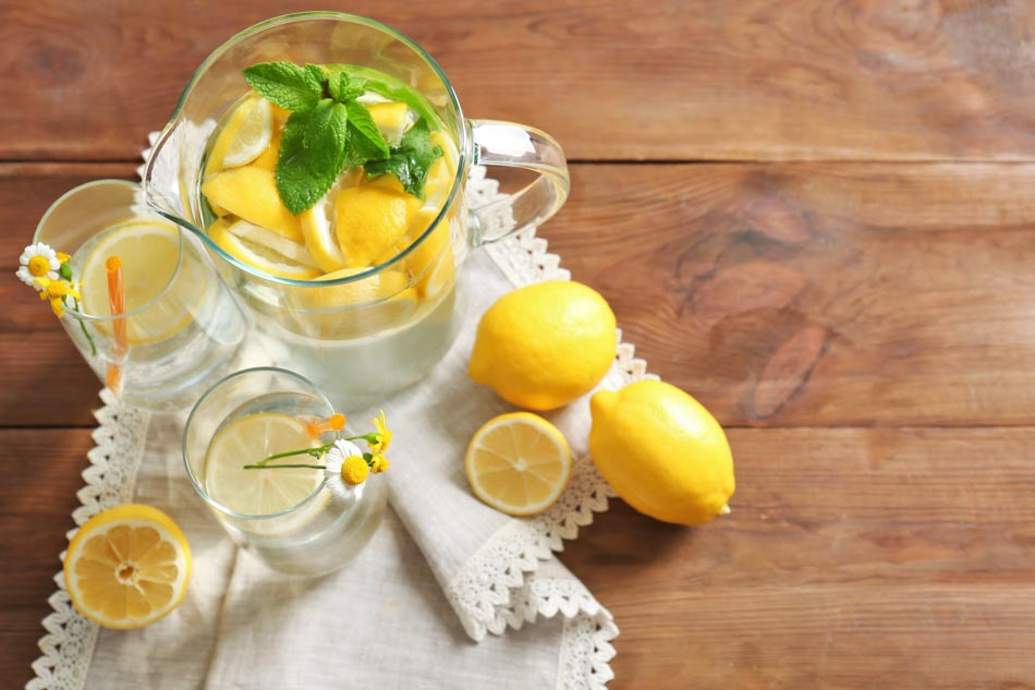 Stay Hydrated for Healthy Skin