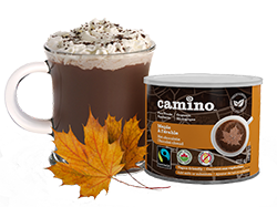 Camino Maple Hot Chocolate stocking stuffers
