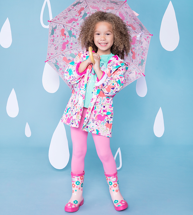 rain gear guide: hatley