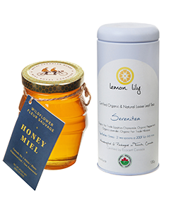Lemon Lily Serenitea stocking stuffers