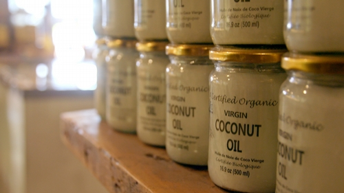 Superfood Chain coconut oil