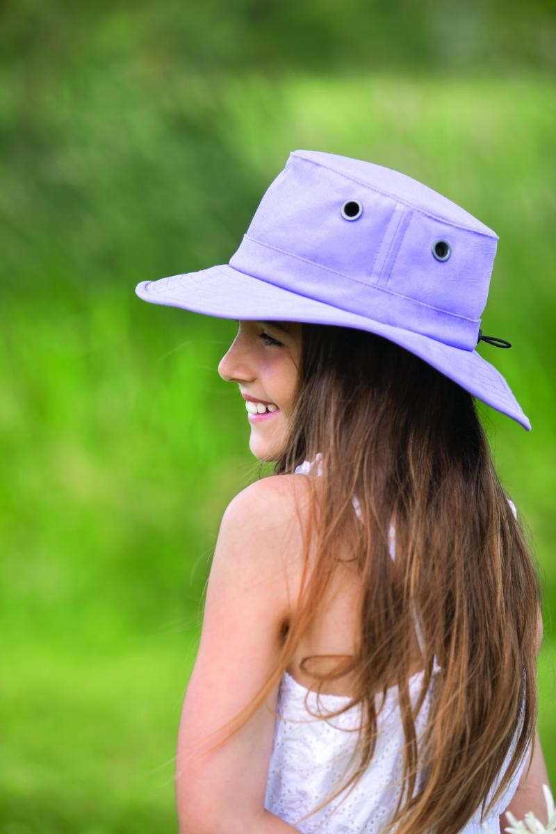 Tilley organic cotton hat