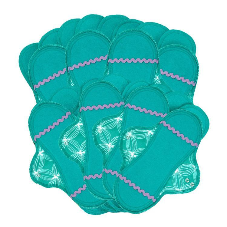 Lunapads reusable pads starter kit