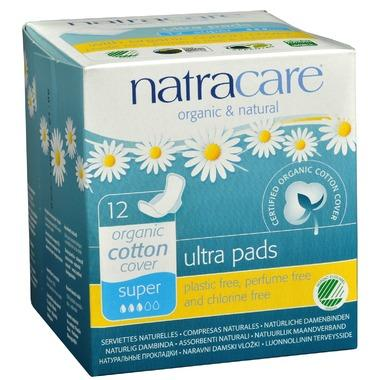Natracare organic cotton pads