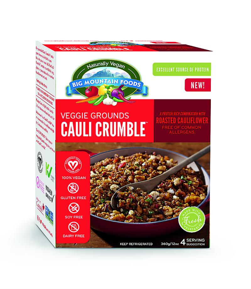 Big Mountain Foods Cauli Crumble
