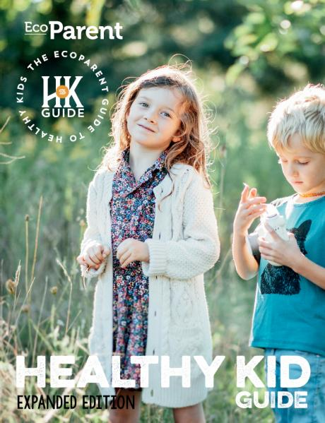 Healthy Kids Guide Cover