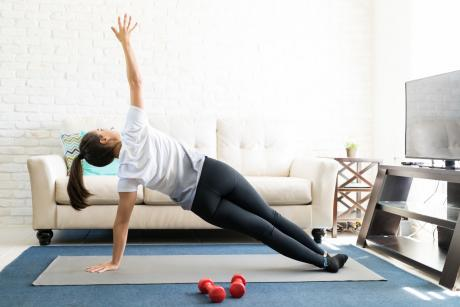 core muscles health strength exercise